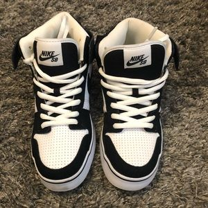 Nike SB high top sneakers